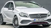 New-generation Mercedes-Benz A Class is young, willing, and still able to wow