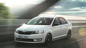 New Skoda Rapid disappoints from the word go