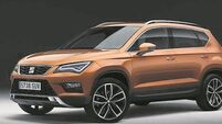 Seat drives into SUV territory with the new Ateca