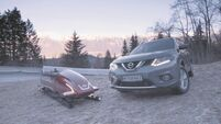 Nissan climbs into bobsleigh business