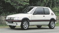 Peugeot's 205 GTi voted the 'Greatest Ever Hot Hatch'