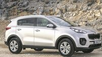 There is a sophisticated edge to new Kia Sportage