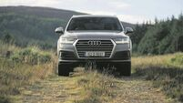 Cruise in luxury with the new Audi Q7