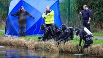 Bid to identify man after torso found in Grand Canal