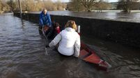 "Joan Burton: ""national conversation"" needed on severe weather"