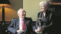 Martin Naughton, and his wife Carmel hailed for their philanthropic endeavours