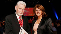 Joan Burton faces Dáil motion of no-confidence in David Begg controversy