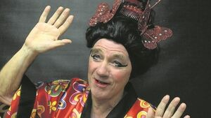 Declan Mangan: 'I don't know if I'm the oldest but I'm definitely the prettiest' after 53 years in Panto