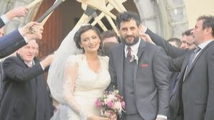 PICS: Wedded bliss as Louise Duffy and Paul Galvin ring in new year