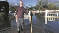 VIDEO: Cork man fears road works will add to flood woes in Castlemartyr home
