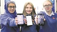 Young Scientist 2016 case studies: Girls 'manipulated' by social media