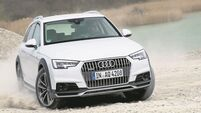 Audi goes 'Ultra' for pricey new upgrade with A4 Allroad Quattro