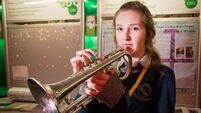 VIDEO: Cork teen finds proof that brass instruments can increase your lung capacity