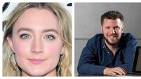 Saoirse Ronan and Web Summit co-founder Daire Hickey on Forbes '30 under 30'