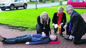 '400 lives could be saved' with CPR training every year