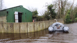 Neighbours in Clare save homes from would-be looters