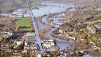Floods sink council's master plan for thousands of homes in county Cork