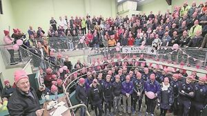 Kenmare farmers in the pink for fundraiser