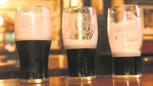 TDs bid farewell to Dáil with sales of Guinness rising 12%