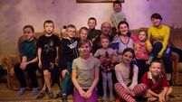 Irish charity helps 300 children in foster care in Belarus