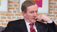Enda Kenny scrambles to to secure support of Independents to hold onto power