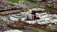 CUH sees highest rise in patients on trolleys last month