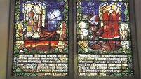 The curious connection of the stained glass window and the trade union movement