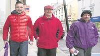 Returned from Australia, James Heffernan is waving the Social Democrats' flag in Limerick