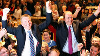 Fianna Fáil rises to turn tables on Coalition parties