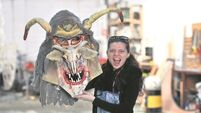 Dragon of Shandon to fire imaginations at spooky Cork parade