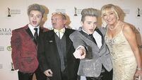 Brendan O'Carroll steals the show at IFTAs ceremony