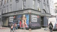 Superdry had no permission to cover 'Moderne' signage