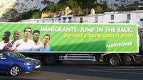 Paddy Power's 'racist and offensive' immigrant advert banned