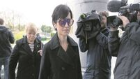 Raging Dolores O'Riordan headbutted garda during air rage incident