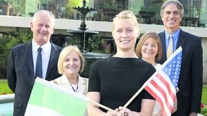 This DCU electronics student is the first female to win this scholarship to America