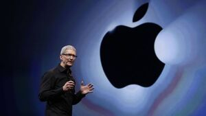 Tim Cook announces 1000 jobs for Cork but avoids questions on Apple's tax bill
