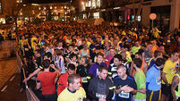VIDEO: Cork City lights up with Lifestyle Sports 'Run in The Dark'