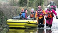 Clare village on the frontline in the battle against Shannon floodwater
