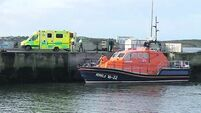 Baltimore lifeboat risks high seas to evacuate 4-year-old from Cape Clear