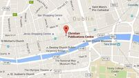 Hunt on for gunman who held up church in Dublin
