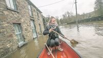 VIDEO: Storm Frank wreaks havoc as Gertrude approaches