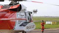 10% of Coast Guard helicopter usage for rural patients