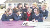 Wexford students have set up the first ever school-based Irish Countrywomen's Association guild