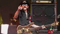 Rock royalty pay tribute to Motörhead's frontman Lemmy