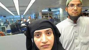 San Bernardino terror shooting couple Syed Rizwan Farook and Tashfeen Malik buried