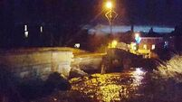 Explosion fears as Tadcaster bridge collapses in York