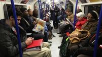 Police step in after 'ugly' leaflet handed to woman in the Tube