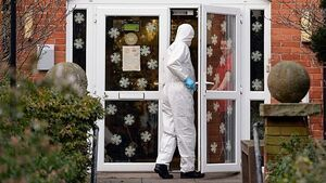 Woman in Essex care home shot dead