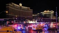 Woman driver kills one and injures 30 on Las Vegas Strip