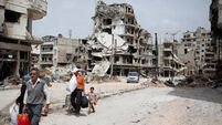 32 killed, 90 injured in Syrian city of Homs bomb blasts
